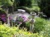 Jardin florentin, pergola 03