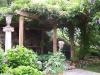 Jardin florentin, pergola 07