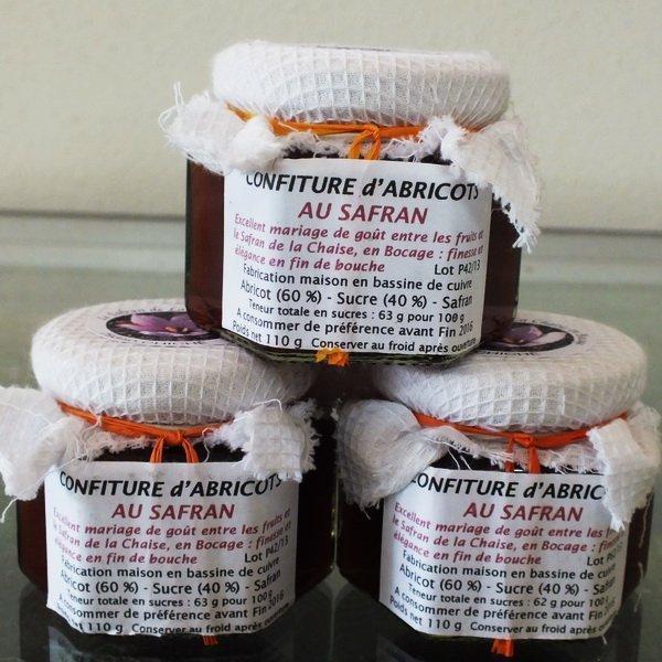 Abricots-au-safran