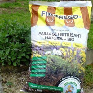 Paillage Fibralgo
