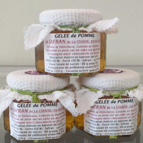 Gelée-de-pommes-au-safran