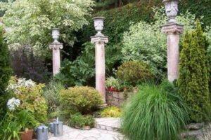 Jardin florentin - Autour des grenouilles
