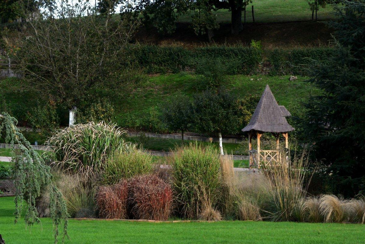 Les Jardins Du Gu Le Parc Aux Sept Jardins