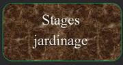 Stage jardinage